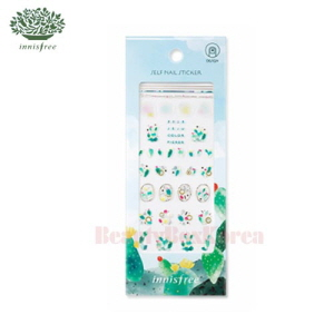 INNISFREE Self Nail Sticker LTD 1ea [2018 Jeju Color Picker Edition]
